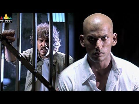 Salute Movie Climax Scene | Telugu Movie Scenes | Vishal, Nayantara, Upendra | Sri Balaji Video