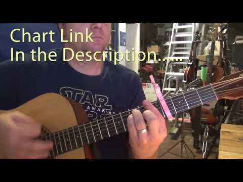 Who Am I? (Casting Crowns) Guitar Chord Chart - Capo 4th