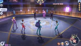 圣斗士星矢(腾讯) Saint Seiya (Tecent) Mobile Game, I move to a new game.