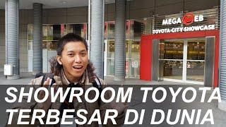 Toyota Megaweb Jepang, Showroom Toyota Terbesar dan Terlengkap di Dunia