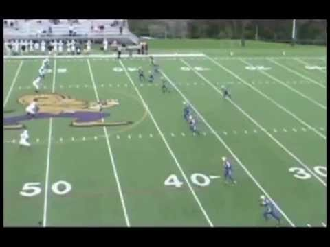 Derrek Thomas Jr. 2011 Sports Highlights from Bishop Maginn High School