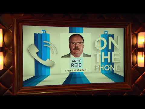 Chiefs HC Andy Reid Talks Mahomes, Gruden & More with Rich Eisen | Full Interview | 5/11/18
