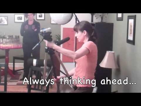 Behind the HELP!  Director and Creator Julie Ann Emery