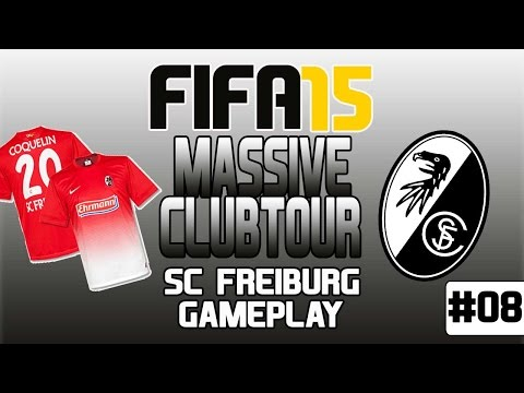 FIFA 15 | Ultimate Team | Massive´s Clubtour Bundesliga #08 - SC Freiburg Gameplay!
