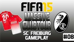 FIFA 15 | Ultimate Team | Massive´s Clubtour Bundesliga #08 - SC Freiburg Gameplay!