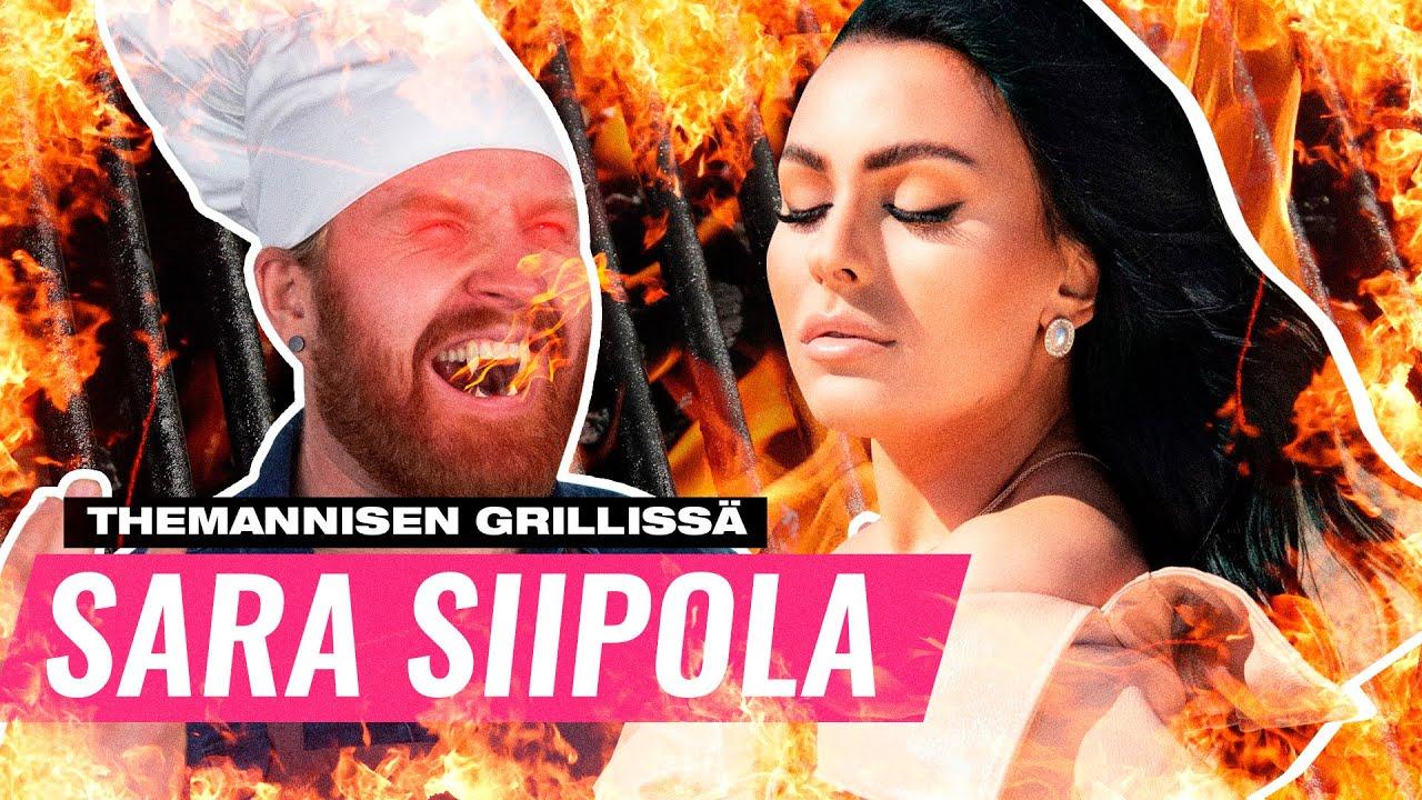 THEMANNISEN GRILLISSÄ FT. SARA SIIPOLA