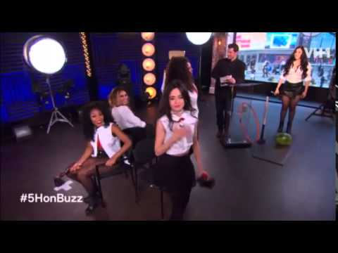 Fifth Harmony on VH1 - Musical Chairs, Truth or Dare HQ