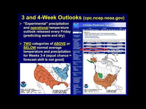 South Central Texas Winter 2017-18 Climate Outlook