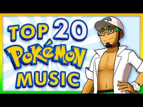 Top 20 Pokemon Sun & Moon Music Themes