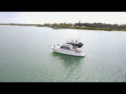 Riviera 33 Flybridge - New Listing at Port River Marine Services