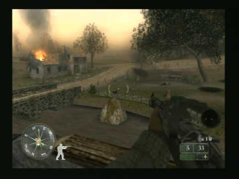 Call Of Duty 2 Big Red One Playstation 2