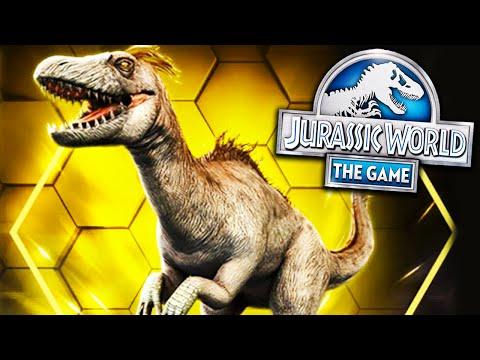 TANYCOLAGREUS DINOSSAURO MAIS FORTE! - Jurassic World - O Jogo - Ep 42