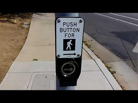 Polara Pedestrian Pushbutton