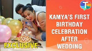 Kamya Punjabi's FIRST birthday surprise after wedding from her husband Shalabh Dang   Exclusive