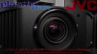 Plasmapan TUBE 16/01/19 : LOOK DEFINITIVO per i JVC DLA- NX9 e DLA-N7 / Vignini - Bolognini