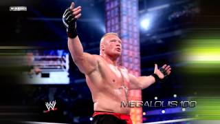 Brock Lesnar 6th WWE Theme Song -