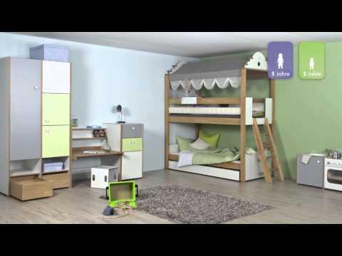 Детская немецкая мебель - Немецкая мебель для детей