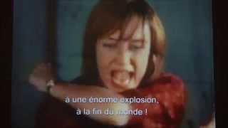 Niki de Saint Phalle « veut créer quelque chose qui ressemble à une énorme explosion »