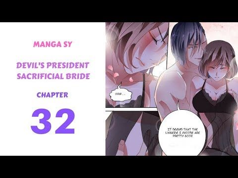 Devil's President Sacrificial Bride Chapter 32
