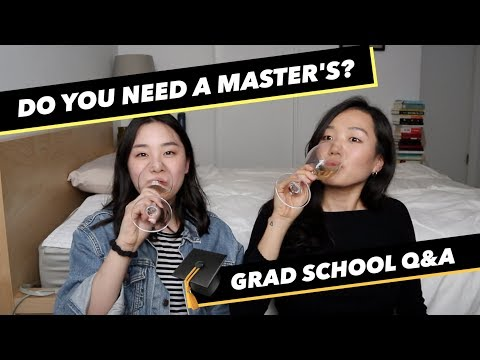 Do You Need a Master's Degree? 🎓 Grad School Advice and Q&A