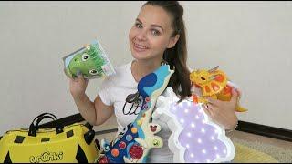 видео Что подарить девочке 2-х лет - лучшие игрушки для двухлетнего возраста