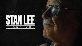 Thank you for everything, Stan Lee