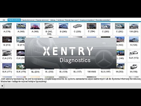 Star Diagnosis Xentry 2014 - Diagnostic Software Review Mercedes Star Diagnose MB SD