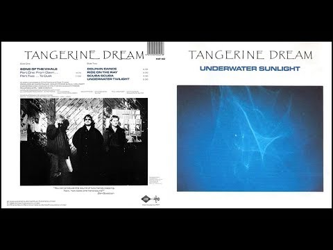 Tangerine Dream: Underwater Sunlight (The Classic Extension) [Extended Versions Of Classic Tracks]