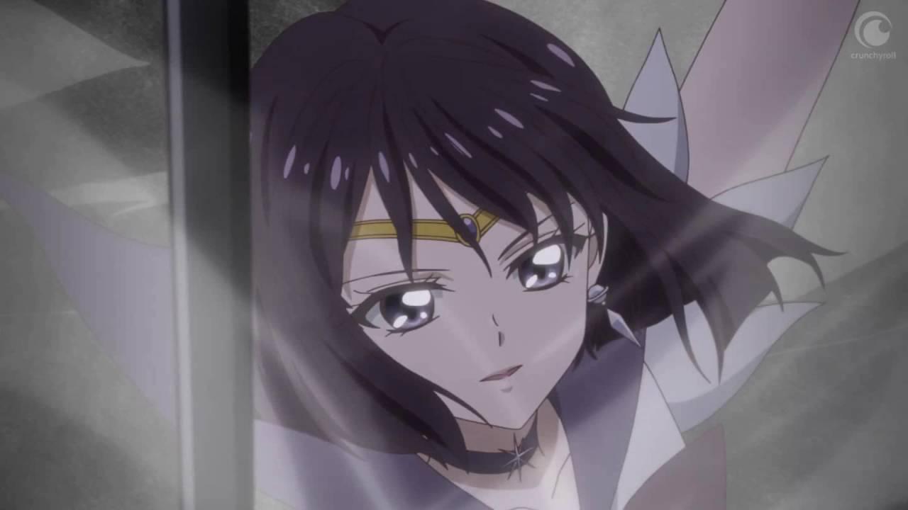 Sailor Moon Crystal - Best Of Sailor Saturn [HD] - YouTube