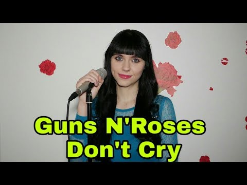 Guns N' Roses – Don't Cry (Cover) by Dana Marie Ulbrich #gunsnroses