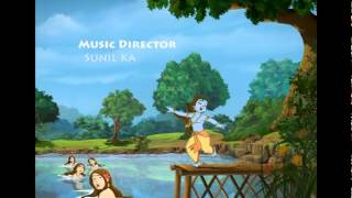 Krishna the cartoon network title song