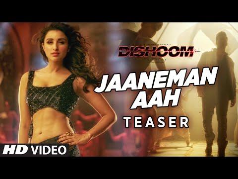 JAANEMAN AAH Video Song (TEASER) | DISHOOM| Varun Dhawan | Parineeti Chopra