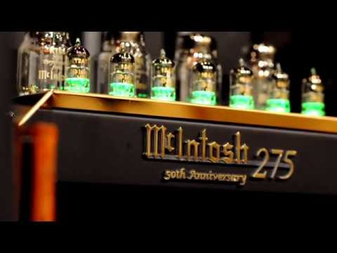 McIntosh 275,Sonus Faber,Amati Futura,MCD550,McIntosh C40,McIntosh MC7300,