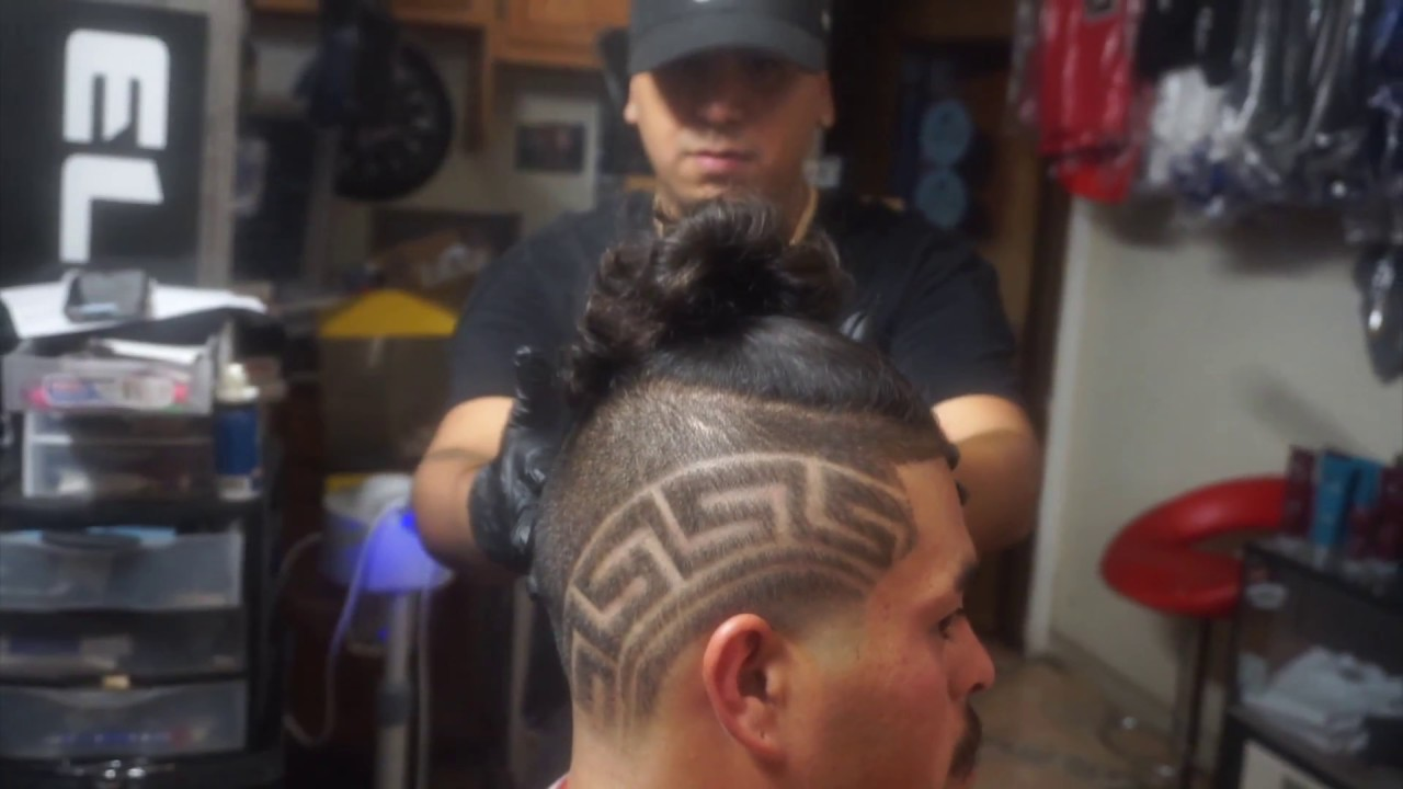 How To Do A Versace Haircut Design 5 Easy Steps By Barberphresh