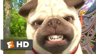 Sherlock Gnomes (2018) - The Pug of the Baskervilles Scene (6/10) | Movieclips