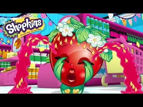 SHOPKINS - SHOP NEWS   Cartoons For Kids   Toys For Kids   Shopkins Cartoon
