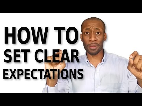 How to Set Clear Expectations for Your Team, Partners, Vendors, and Clients