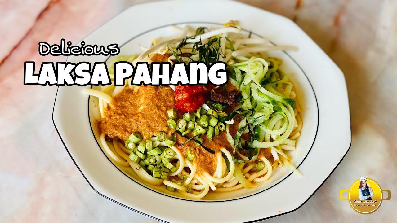 Laksa Pahang Kuah Merah Malaysian Kitchen In Germany Youtube