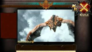 Monster Hunter X(Cross) Opening