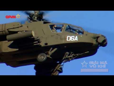 AH-64: Hung thần treo cao