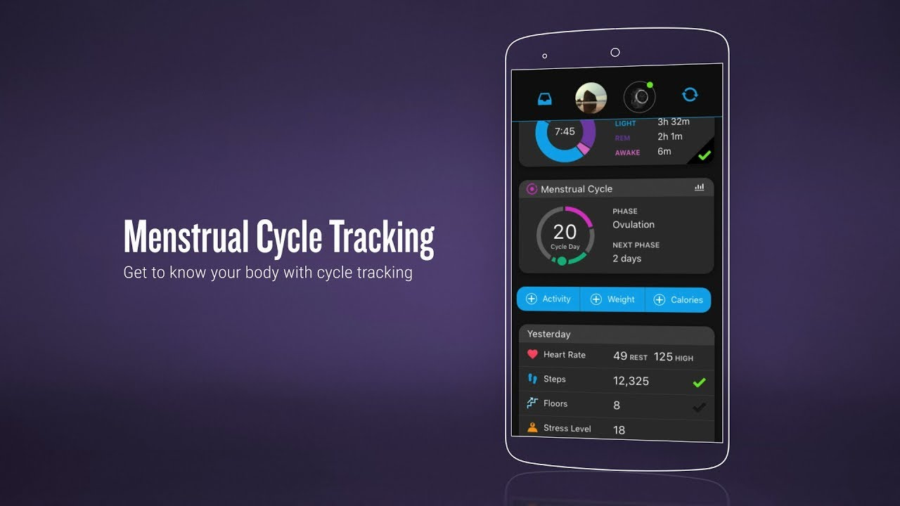 Garmin Launches Menstrual Cycle Tracking Feature | News & Opinion