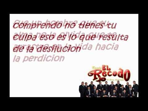Besos y Copas-Banda el Recodo[[2011]]..con letraa  . Espinoza Paz
