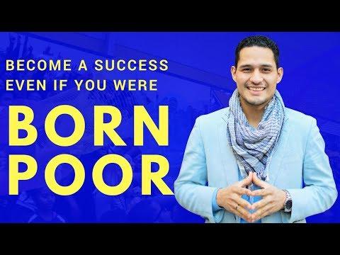 "Youth Motivational Speaker ""Born poor"""