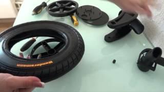 видео запчасти для детских колясок