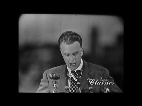 Billy Graham's 1957 New York Crusade Sermon at Yankee Stadium