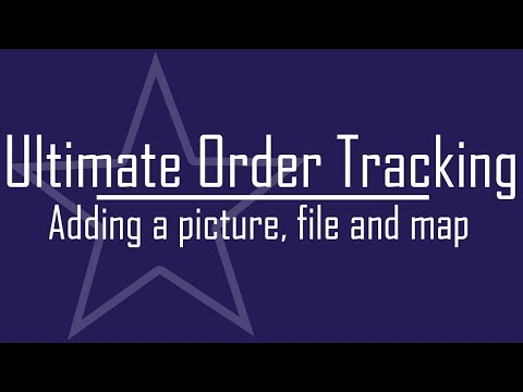 Ultimate Status Tracking Plugin - Adding a picture, file and tracking map