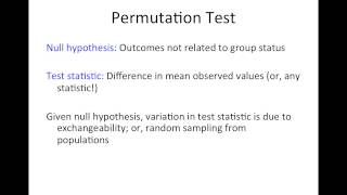 QAI 2.14: Permutation test