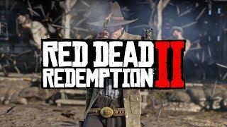 Tak się pije! (11) Red Dead Redemption 2