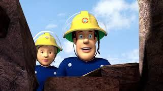 Feuerwehrmann Sam Deutsch In einer Höhle! Sam rettet den Tag!  Cartoons für Kinder
