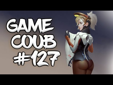 🔥 Game Coub #127   Best video game moments